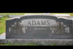 Ada <i>Moxley</i> Adams