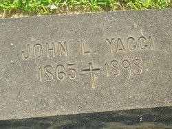 John L. Yaggi