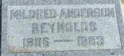 Mildred Bertha <i>Anderson</i> Reynolds