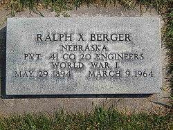 Ralph Xanier Berger