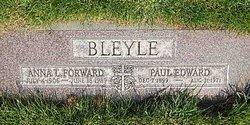 Paul Edward Bleyle