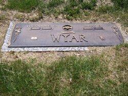 Mary Eleanor Little Mary <i>Jesberger</i> Wyar