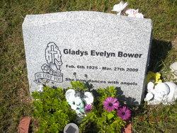 Gladys Evelyn <i>Bradford</i> Bower