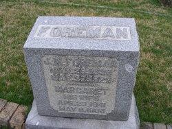 Joseph Marion Foreman