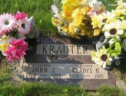 Gladys H <i>Ouellette</i> Krauter