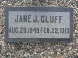 Jane J Cluff
