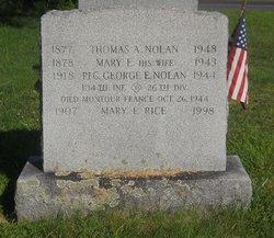 George E Nolan