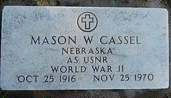 Mason William Cassel