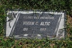 Vivian Carroll <i>Force</i> Altig