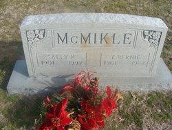 Sally Katherine <i>Black</i> McMikle