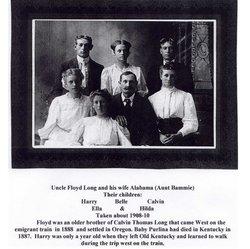 Floyd Levi Long