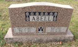 James Caldwell Abell
