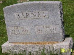 Zelmar Barnes