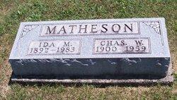 Charles Wesley Matheson