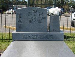 Annie <i>Richard</i> Arceneaux
