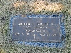 Arthur Leonard Farley, Jr