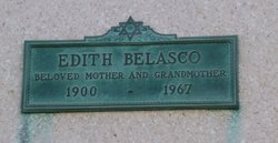 Edith Belasco