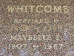 Bernard R Whitcomb