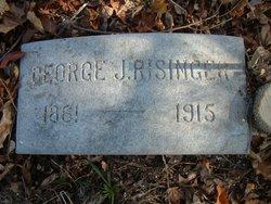 George J. Risinger