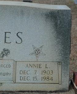 Annie L. Boles