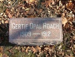 Gertie Opal Roach