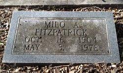 Milo A Fitzpatrick