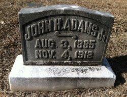 John H Adams, Jr