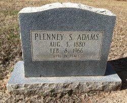 Plenney Shannon Adams