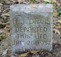 A. J. Davis
