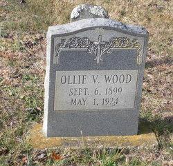 Ollie V Wood