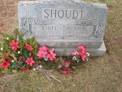 Ethel V. <i>Segear</i> Shoudt
