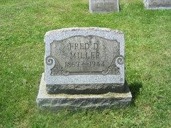 Fred D Miller