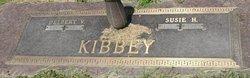 Susie Helena <i>Robinson</i> Kibbey