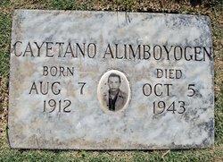 Cayetano Alimboyogen