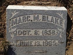 Marcus Marc Blake