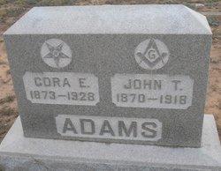 Cora Elizabeth <i>Vivian</i> Adams