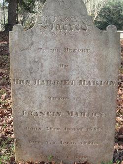 Harriet Marion