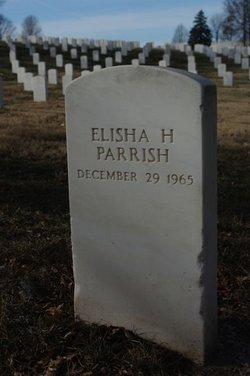 Dr Elisha Hamilton Parrish