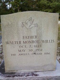 Walter Monroe Willis