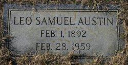 Leo Samuel Austin, Sr