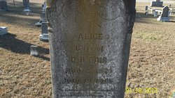 Alice <i>Bates</i> Bair