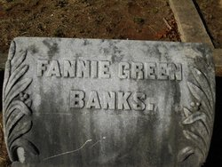 Fannie <i>Green</i> Banks