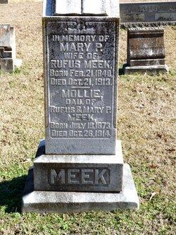 Mary Prudence <i>McLeod</i> Meek