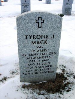 Tyrone John Mack