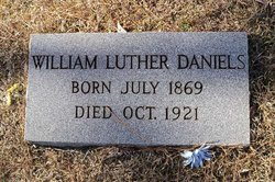 William Luther Daniels