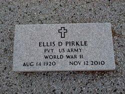 Ellis D Pirkle