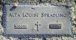 Alta Louise <i>Ireland</i> Spradling