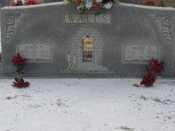 Sarah Mary Janie <i>Helton</i> Walls