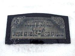 John Randolph Jack Cook