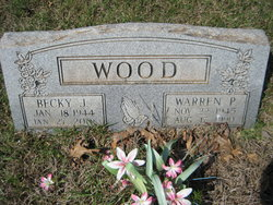 Warren Perry Wood
